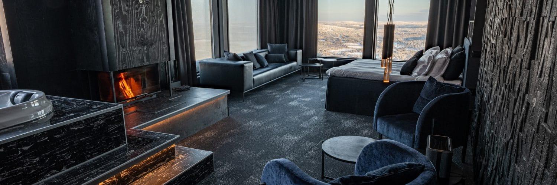 Feeniks-sviitti Phoenix Suite Hotel Iso-Syöte