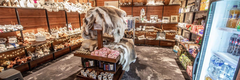 Hotel Iso-Syöte souvenir shop